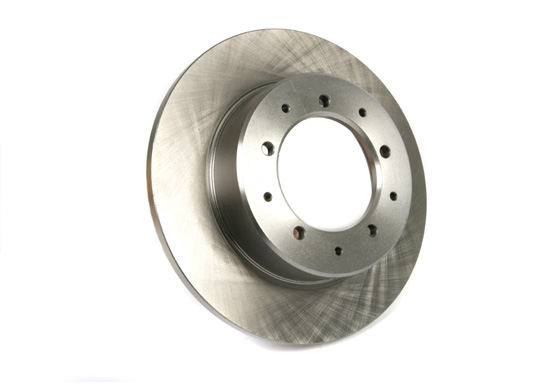 Brake Disc rear - FTC1381