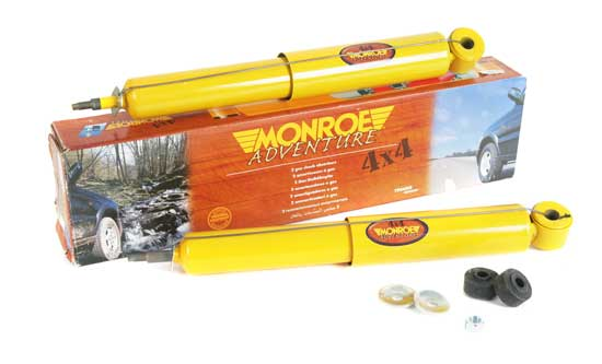 Monroe gas shock absorbers - Click Image to Close